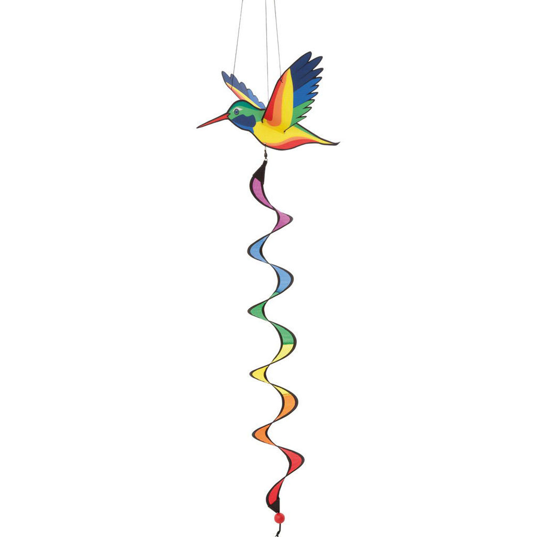 Hummingbird 3D Twist